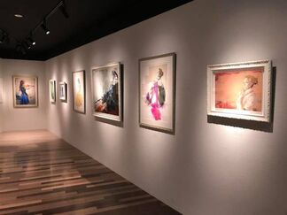 Up-and-coming Female Painter of Our Era: Izumi Kogahara Exhibition, installation view