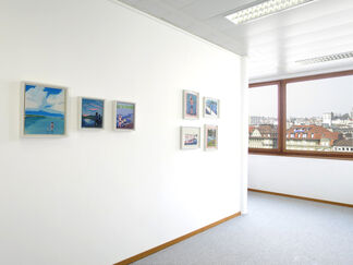 I'll Be Your Mirror, installation view