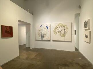 Earth & Space: Dorothy Hood and Daniel Kayne II, installation view