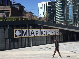 MC2Gallery at MIA Photo Fair 2019, installation view