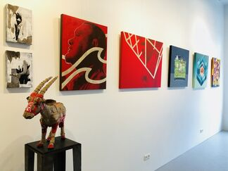 The Impeccable Bunch, installation view
