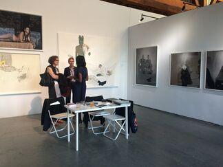 Mariane Ibrahim Gallery at 1:54 Contemporary African Art Fair New York 2015, installation view
