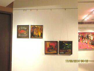 Antahkaran, installation view