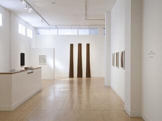 David Nash, Pierre Cordier, & Gundi Falk: Index and Icon, installation view