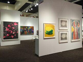 Jonathan Novak Contemporary Art at Palm Springs Fine Art Fair 2016, installation view