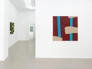 Berta Fischer & Michael Bauch: Galerie Karin Guenther, Hamburg zu Gast bei Kadel Willborn, Düsseldorf, installation view