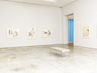 Donald Baechler: Early Work 1980 to 1984, installation view
