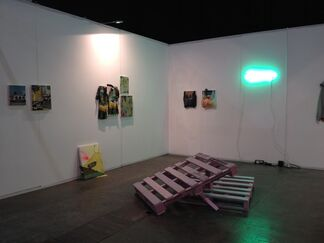 Trailer Park Proyects at arteBA 2014, installation view
