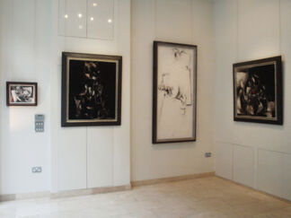 Reflections and Rediscovery, installation view
