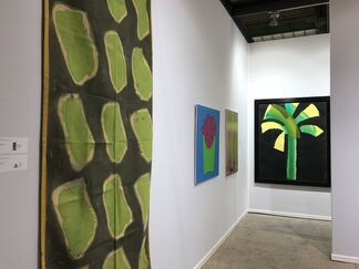 Galerie Andres Thalmann at Art Paris 2020, installation view
