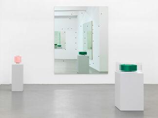 Alberto Garutti - Là, Ora, installation view