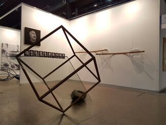 Baró Galeria at arteBA 2017, installation view