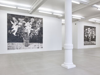 William Kentridge: More Sweetly Play the Dance, installation view
