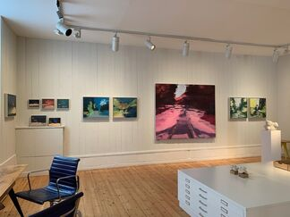 Pippa Blake, On The Road, installation view