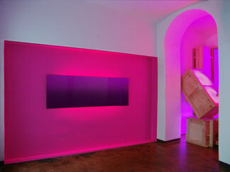 replaced, installation view