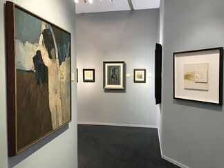 Connaught Brown at TEFAF Maastricht 2017, installation view