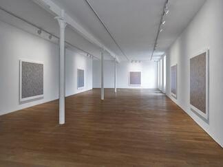 James Hugonin - Binary Rhythm: Paintings 2010 - 2015, installation view