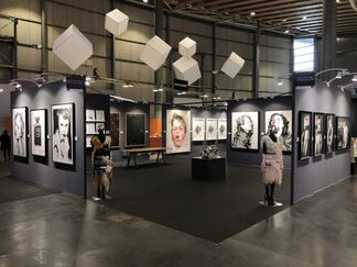 Acid Gallery at Art Up! Lille 2018, installation view