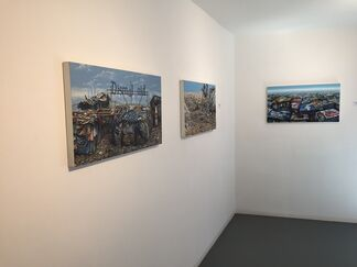 Post Dismal, installation view