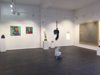 Good Vibes, installation view