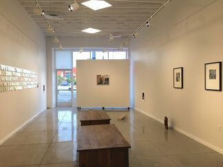 Free Smells & Public Cards, installation view