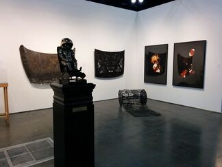 Art Mûr at Texas Contemporary 2015, installation view