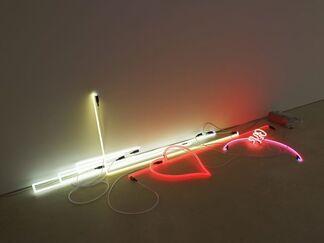 Anselm Reyle – Arise, installation view