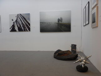 Repetto Gallery at ArtInternational 2014, installation view