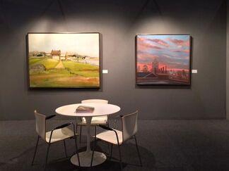Tibor de Nagy at ADAA: The Art Show 2015, installation view