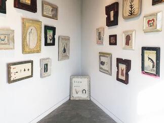 """John Randall Nelson """"Weird, Weird West"""", installation view"""
