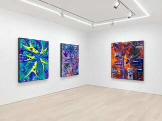 DystopianPainting, installation view