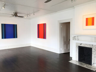 Ruth Pastine: BroadBands, installation view