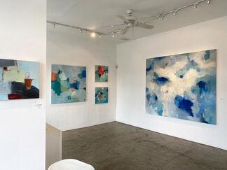 Suzie Buchholz - Beyond Blue, installation view
