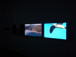 ABYSS, DO YOU COPY? by Elise Florenty & Marcel Türkowsky, installation view