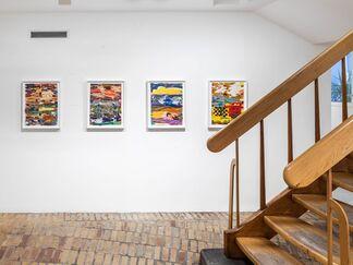 Brian Belott, The Reassembler, installation view
