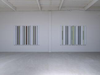 ROBERT IRWIN: DRAWINGS, installation view