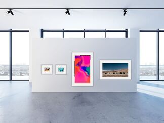 WORKS ON PAPER   Distinguished Contemporary Artists, installation view