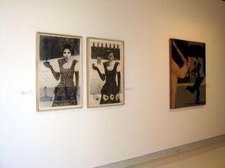 BRUCE ADAMS: HALF LIFE, 1980-2006, installation view