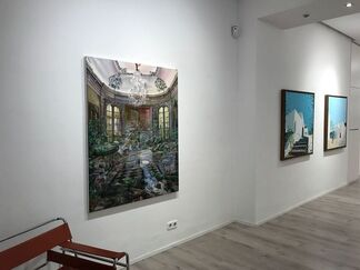 Landscapes, installation view