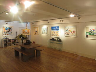 Simeon Stafford & Emma Williams, installation view