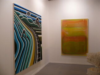 Max Weber Six Friedrich at ARCO Madrid 2014, installation view