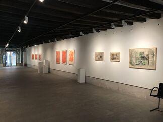 Vinicio Vianello - Artworks on paper 1951-1990, installation view
