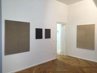 Hermann Abrell - Early works, installation view