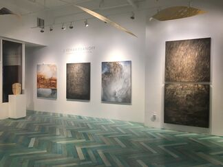 Submerged Reflection, installation view