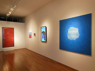 From the Land of Everywhere, installation view