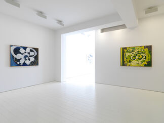 Terry Winters — Wave Hill Group, installation view