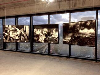 PHOTO ISRAEL Israel Photography Festival 2017, Midtown, Tel-Aviv, installation view