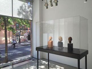 Elizabeth King: Compass, installation view