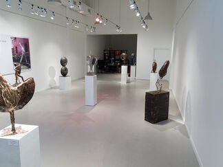 The World Inside Out, installation view