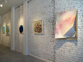 The City & The City, installation view